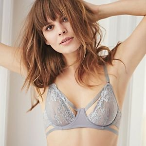 Free People Dream of Me Underwire Bra